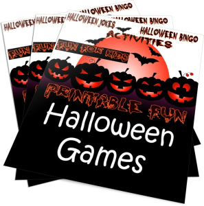 halloween huge bundle of printable activities and games