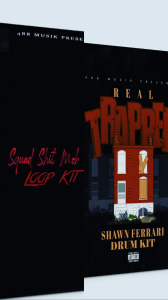 shawn ferrari ssms & real trapper drum loop kit