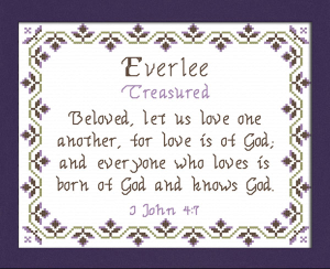 name blessings - everlee