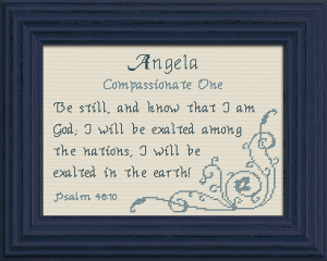 name blessings - angela 3