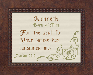 name blessings - kenneth 2