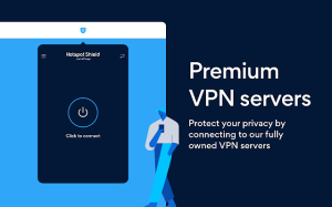 vpn hotspot shield premium  the key is activated