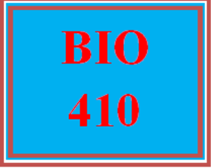 BIO 410 Wk 2 - Genetics Brochure | eBooks | Education