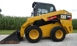 Download Caterpillar 246D Skid Steer Loader Service Manual BYF00001-UP | eBooks | Automotive