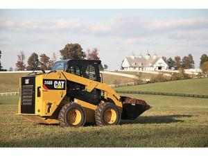 Download Caterpillar 246 Skid Steer Loader Service Manual 5SZ04000-UP | eBooks | Automotive