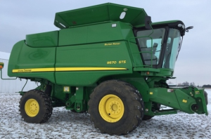 Download John Deere 9570STS, 9670STS, 9770STS, 9870STS Combines Diagnostic, Operation and Test Service Manual TM101819 | Documents and Forms | Manuals