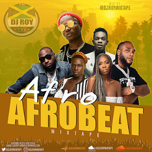 dj roy afro afrobeat mix [october 2020]