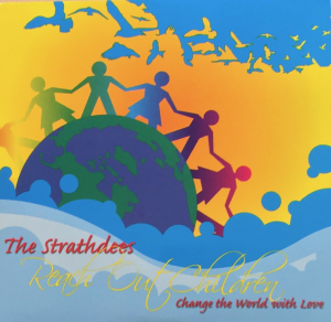 reach out children ~ change the world with love