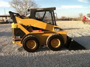 download caterpillar 232 skid steer loader spare parts catalog manual cab