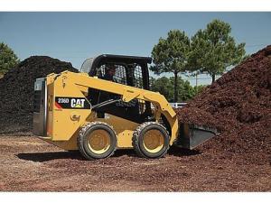 download caterpillar 236d skid steer loader spare parts catalog manual bgz