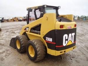 download caterpillar 236b skid steer loader spare parts catalog manual hen