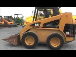 download caterpillar 236 skid steer loader spare parts catalog manual 4yz