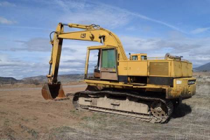 download caterpillar 235b excavator spare parts catalog manual 7wc