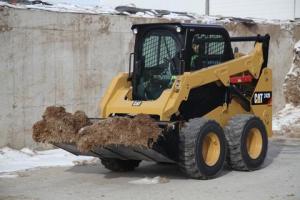 download caterpillar 242d skid steer loader spare parts catalog manual dml