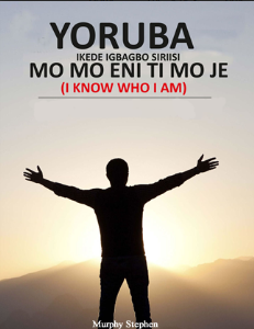 FDS Vol 1 YORUBA (MO MO ENI TI MO JE) | Audio Books | Religion and Spirituality