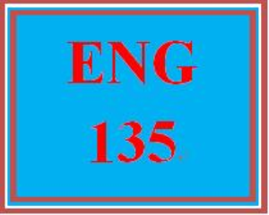 ENG 135 All Discussions | eBooks | Education
