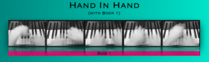 hand in hand (with book 1) : mp3 backing tracks