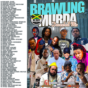 dj roy brawling murda dancehall mix [nov 2020]