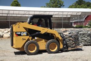 download caterpillar 236d skid steer loader spare parts catalog manual sen