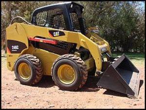download caterpillar 246c skid steer loader spare parts catalog manual jay