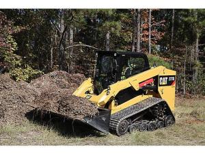 download caterpillar 277d multi terrain loader service manual