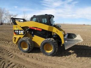 download caterpillar 272d skid steer loader service manual