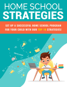 Home School Strategies | eBooks | Education