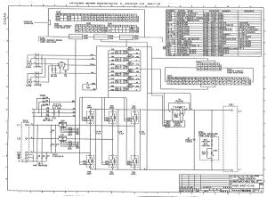 fanuc a06b-6087-h145 alpha psm-45 (full schematic circuit diagram)