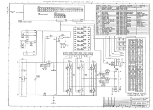 fanuc a06b-6088-h230 alpha spm-30 (full schematic circuit diagram)