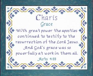 Name Blessings - Charis | Crafting | Cross-Stitch | Other
