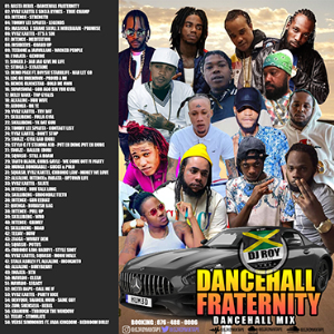 dj roy dancehall fraternity dancehall mix [nov 2020]