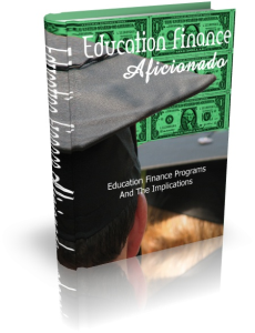 Education Finance | eBooks | Business and Money