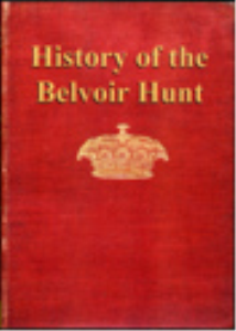 history of the belvoir hunt.
