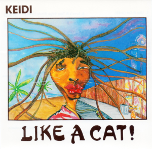 keidi, like a cat! - 1988 album