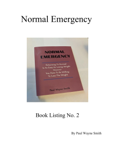normal emergency 2