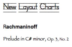 rachmaninoff: prelude op. 3, no. 2