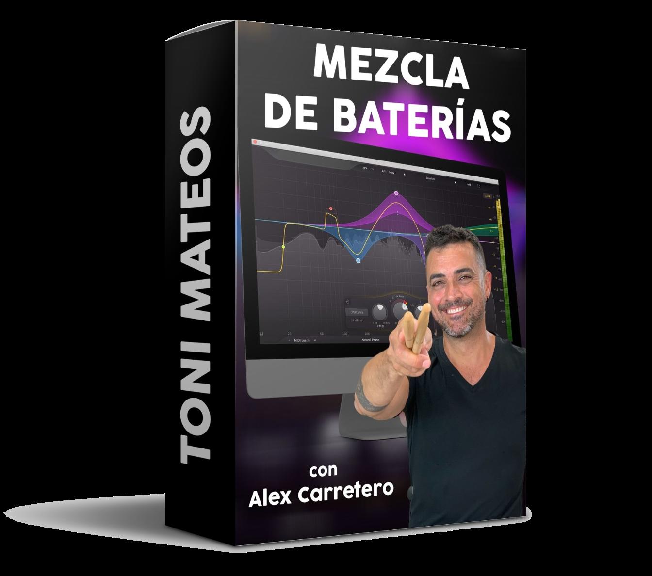 First Additional product image for - Curso Mezcla de Baterias