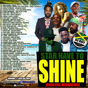 dj roy presents star have to shine reggae mix [nov 2020]