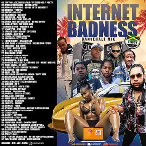 dj roy preents internet badness dancehall mix [ dec 2020]