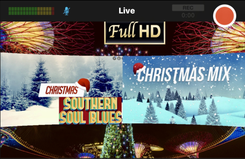 First Additional product image for - (Christmas HD Audio) Christmas Party Southern Soul Blues 2020
