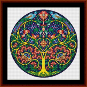 Mandala 61 (Small) cross stitch pattern by Cross Stitch Collectibles | Crafting | Cross-Stitch | Other