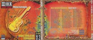 E-Mu Classic Series Vol. 2 More Emulator Standards | Music | Soundbanks