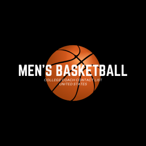 men's basketball college coach contact list