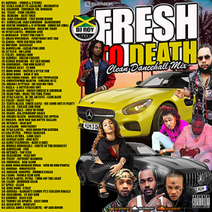 dj roy fresh to death clean dancehall mix [dec 2020]