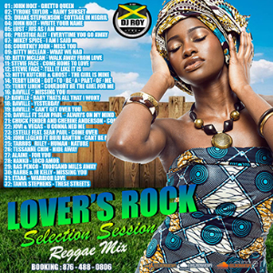 dj roy lovers rock selection session mix 2020