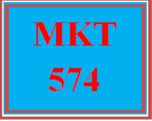 MKT 574 Wk 4 - Practice: Implementing the Marketing Mix Case Study | eBooks | Education