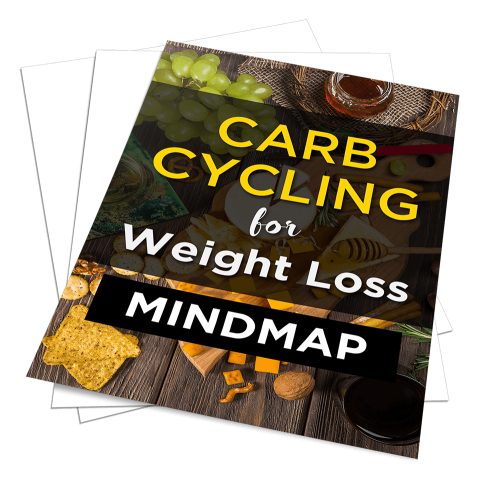 Third Additional product image for - Ultimate Carb Cycling For Weight Loss
