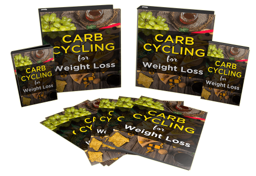 Fourth Additional product image for - Ultimate Carb Cycling For Weight Loss