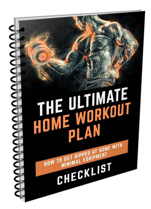 First Additional product image for - The Ultimate Home Workout Plan - How To Get Ripped At Home With Little To No Equipment