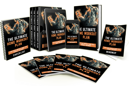 Third Additional product image for - The Ultimate Home Workout Plan - How To Get Ripped At Home With Little To No Equipment